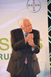 Lowell Catlett, dean of the College of Agricultural, Consumer and Environmental Sciences at New Mexico State University discussed the world economy and how U.S. agriculture is important in that picture.